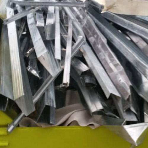 Entsorgung von Metall, Metallresten und Metallstücken