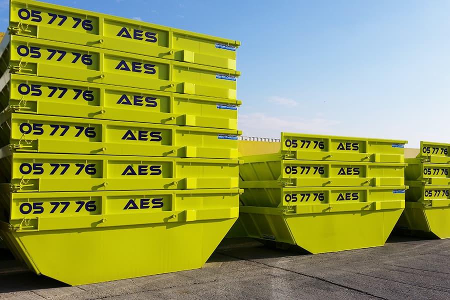 AES Sillaber Mulden und Container in Wien